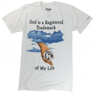 God is a Trademark of My Life